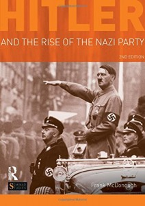 Hilter and the rise of the Nazi party